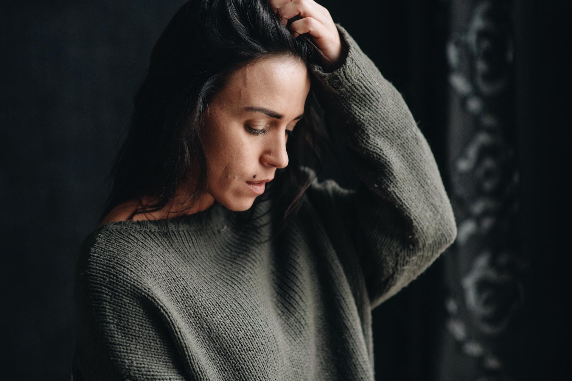 How Is COVID-19 Affecting Adults' Mental Health?